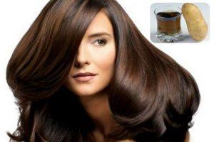 Tratamiento jugo de papa el crecimiento del cabello