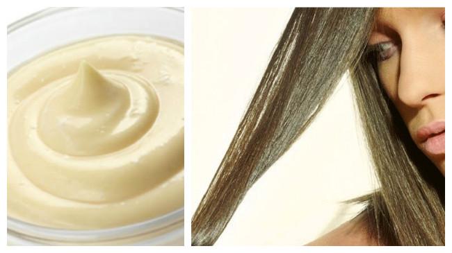 es bueno ponerse mayonesa en el cabello