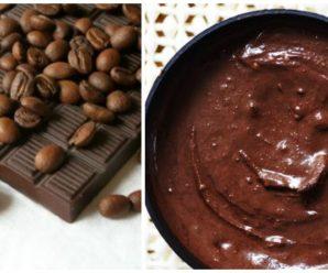 Chocolate para el cabello reseco