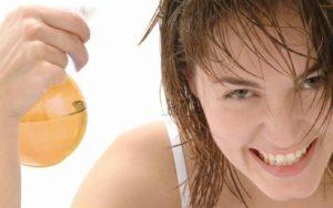 Fijador casero para el cabello