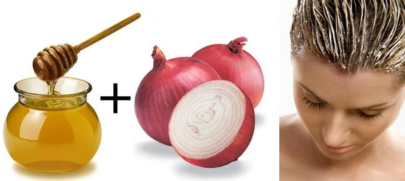 Tratamiento de cebolla para el cabello