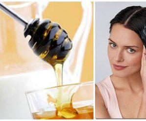 Tratamiento de yogurt y miel para el cabello