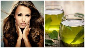 Acondicionador para el cabello de Té Verde