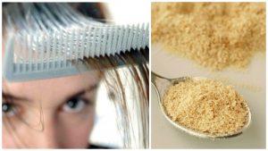 Evitar la caída del cabello con levadura