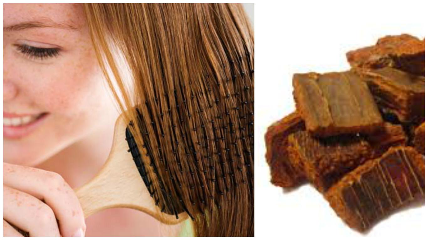 Fortalecer el cabello con Quina