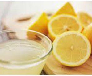 Eliminar la caspa con limón