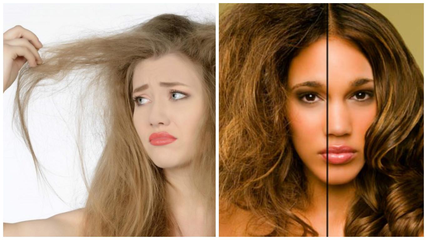 Tratamiento para cabello seco ¡VARIAS RECETAS QUE PODRÍAN AYUDARTE!