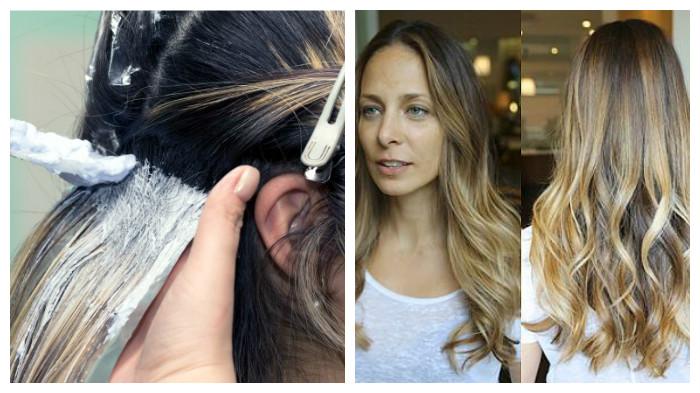 ¿Cómo cuidar el pelo con mechas?