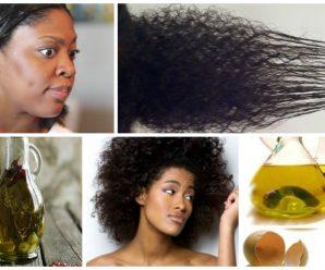 Cuidado del cabello afro natural