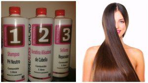 Consejos para el pelo alisado permanente