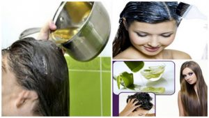Recetas para hacer crecer el cabello