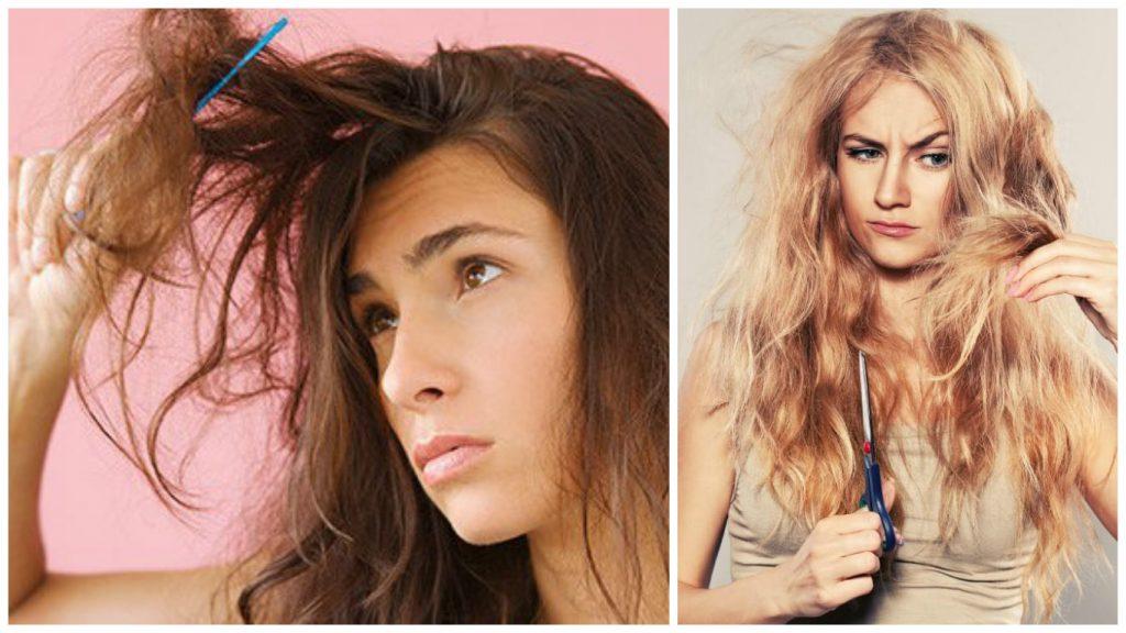 Tratamiento para cabello áspero