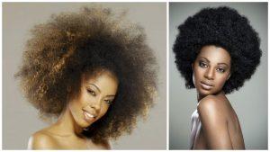 Tratamiento para cabello afro