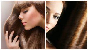 Tratamiento para cabello brillante
