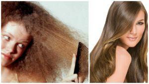 Tratamiento para cabello con frizz y seco