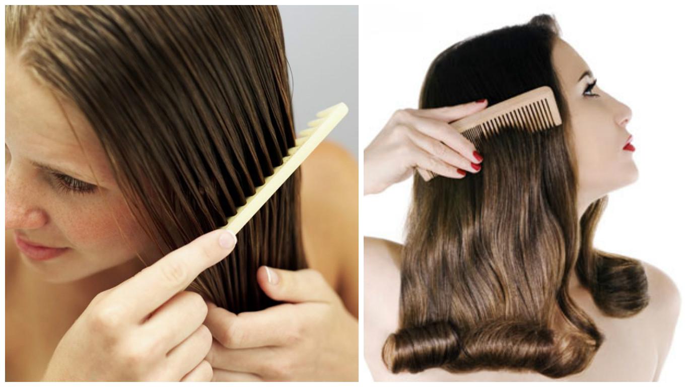 Exceso de grasa en el cuero cabelludo - Remedios caseros