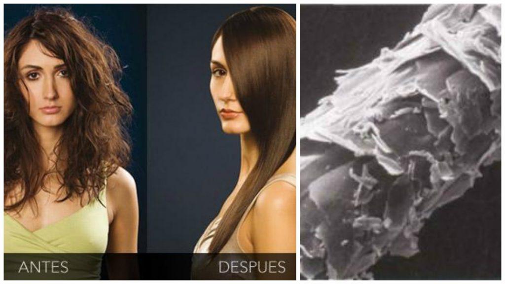 Como quitar porosidad del cabello