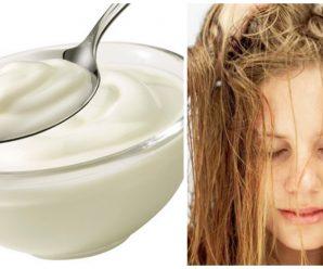 Mascarilla para el pelo seco y áspero