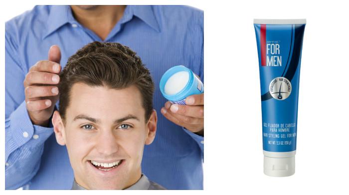 caida del cabello hombres jovenes