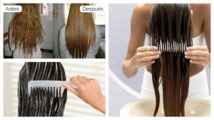 como alisar el cabello permanentemente