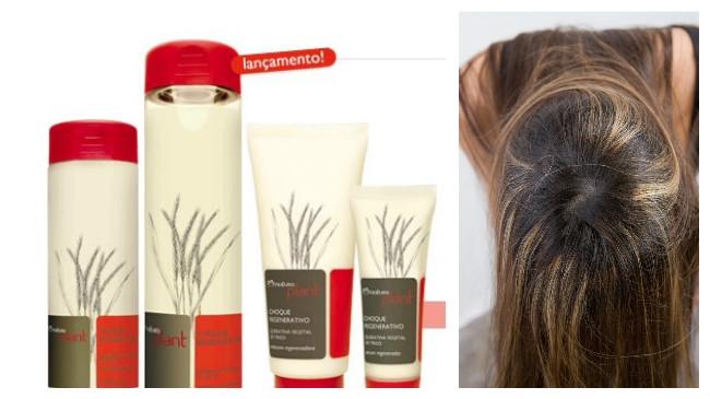 shampoo para cabello castaño