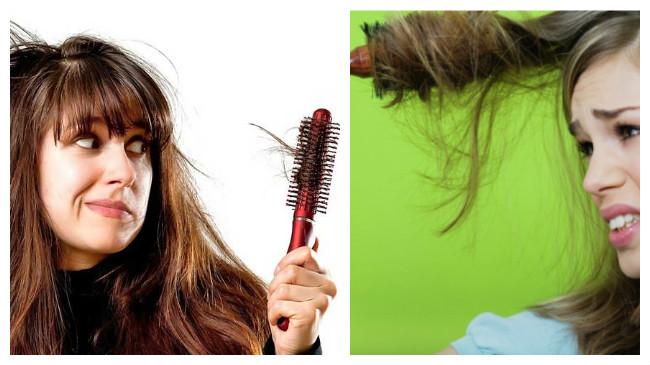 tratamiento para el cabello seco y maltratado