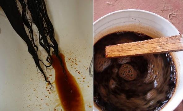 cafe para la caida del cabello
