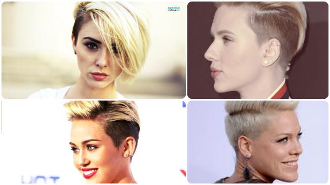 Cortes de cabello en pelo corto mujeres