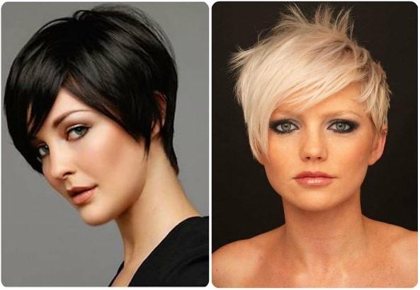 imagenes de cortes de pelo con navaja para mujeres