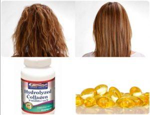 tratamiento de colágeno para el cabello