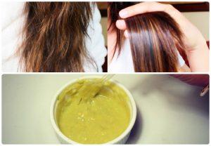 tratamiento para cabello seco casero