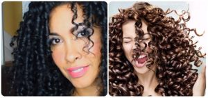 Tratamiento para cabello crespo