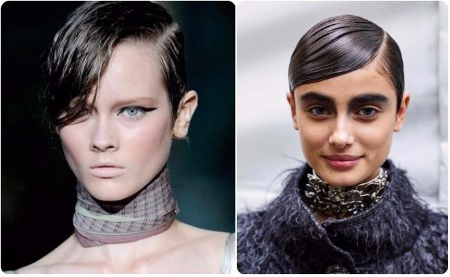 efecto mojado pelo rizado