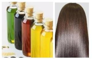 Aceites para cabello