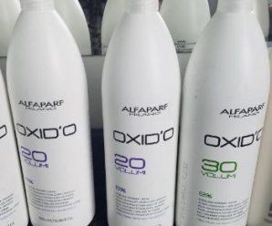 Agua Oxigenada Para El Cabello (VOLÚMENES)