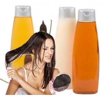 Champú para el cabello graso