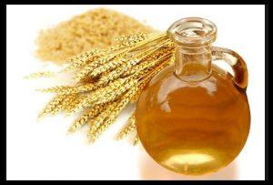 Aceite de soja para el cabello