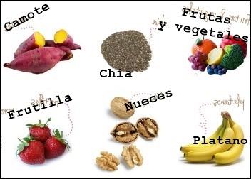 Alimentos para tener un cabello saludable