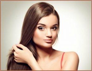 Cómo mantener el pelo liso sin plancha ni secador