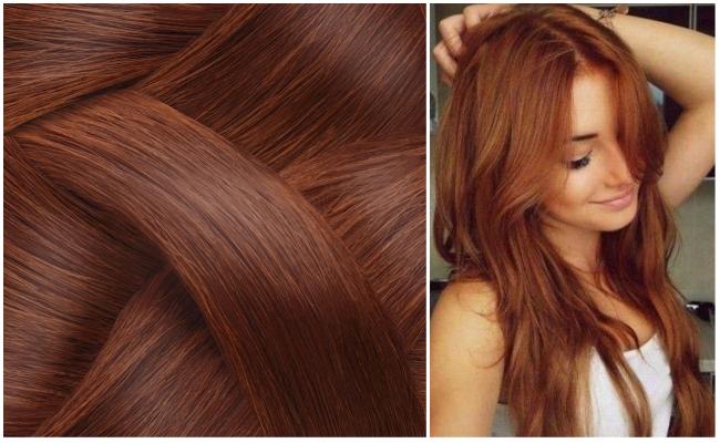 Tonos de pelo color avellana