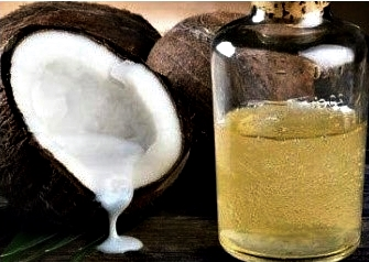 Beneficios del shampoo de coco