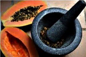 Cómo hacer shampoo de papaya