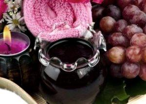 Cómo hacer shampoo de uva