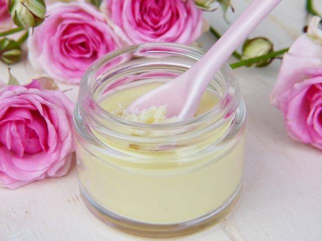 Crema de manteca de karité