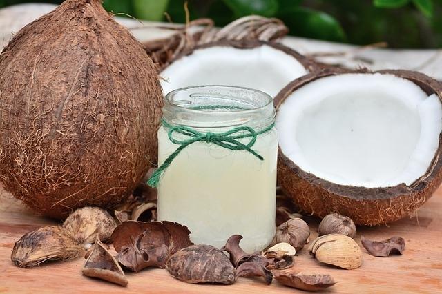 Spray refrescante de aceite de coco