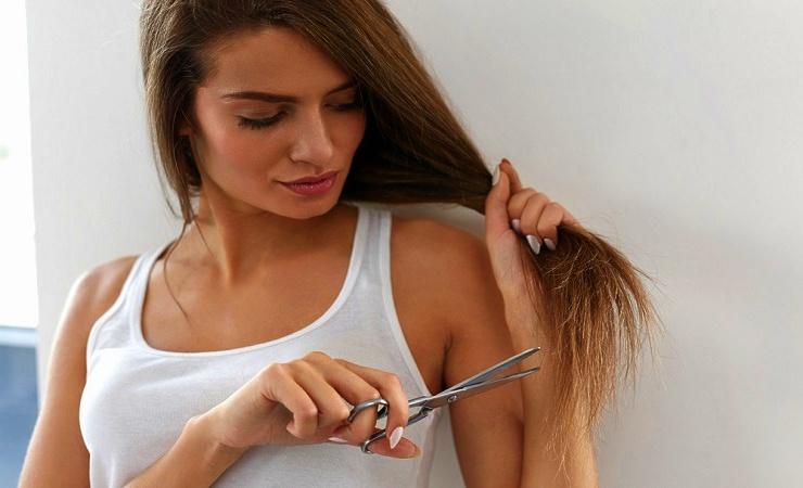 como proteger el cabello del mar